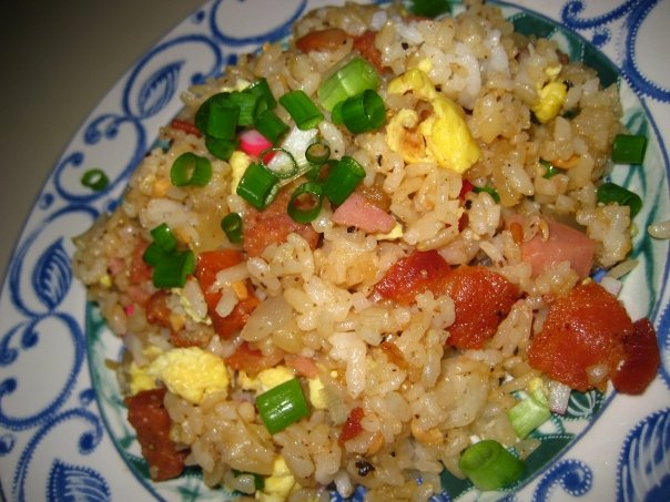 Meat Rice